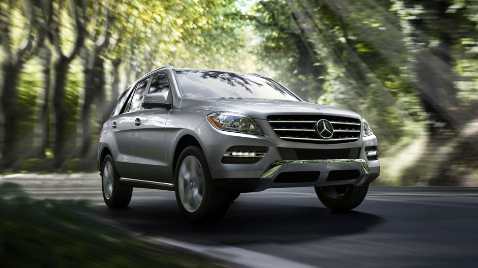 Ml350 blends the best in automotives mercedes benz of cary for Mercedes benz of cary