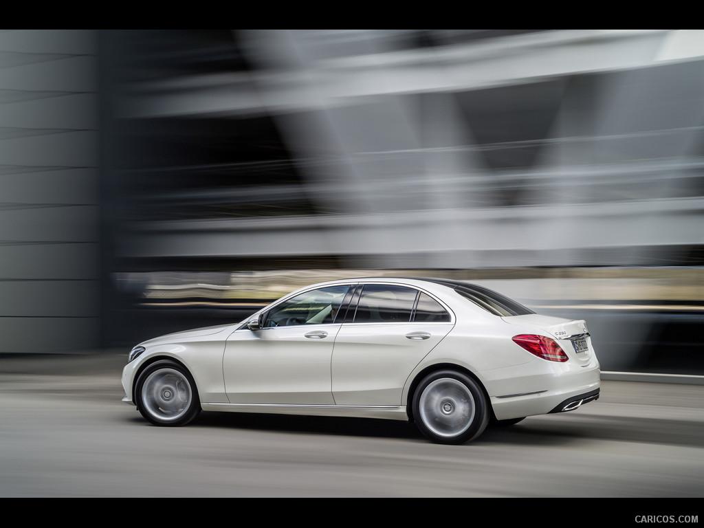 Test drive mercedes benz c class mercedes benz of cary for Mercedes benz of cary