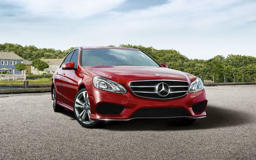 2015 E-Class Sedan with PRE-SAFE Cary