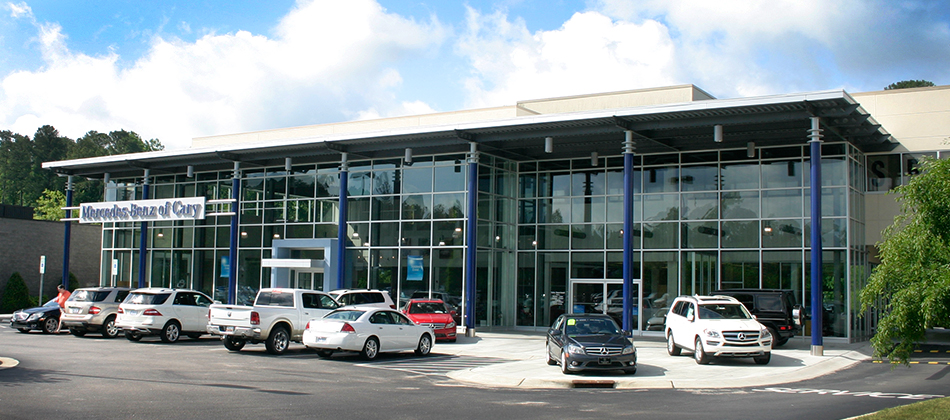 Mercedes-Benz of Cary Dealership